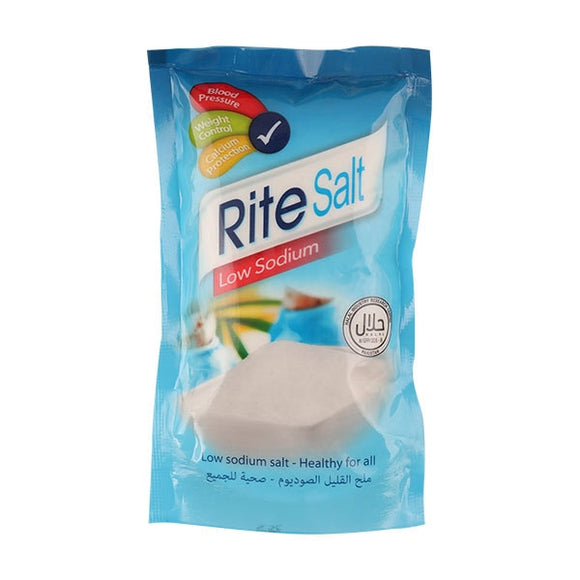 Rite Salt Low Sodium 200gm (4631166025813)