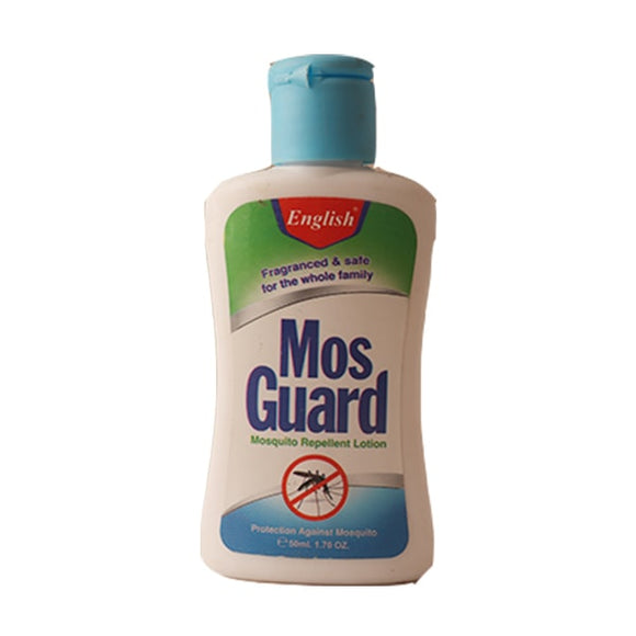 Mos Gurad Mosquitti Repellent Lotion 50ml