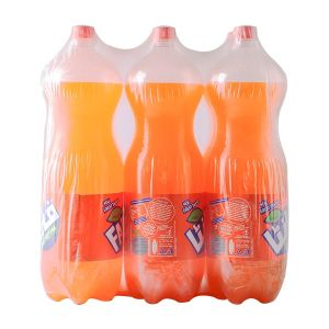 Pack 6 Fanta Bottles 2.25Ltr Soft drinks