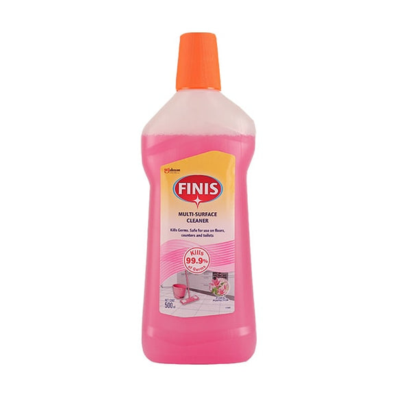 Finis Floral Multi Surface Cleaner 500ml (4632286527573)