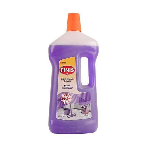 Finis Lavender Multi Surface Cleaner 1Ltr