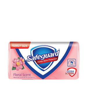 Safeguard Floral Scent Soap 95gm (4632346722389)