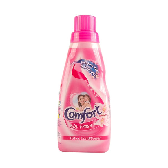 Comfort Lily Fresh Fabric Conditioner Bottle 200ml (4681627566165)