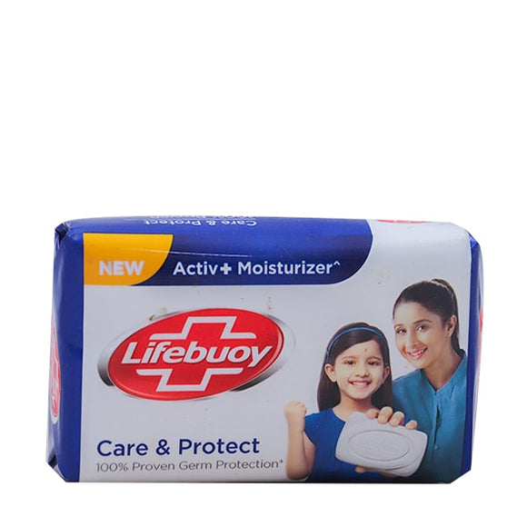 Lifebuoy Care & Protect Soap 112gm (4632347508821)