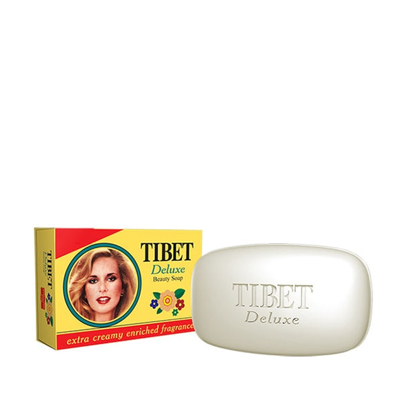 Tibet Delux Beauty Soap 100gm (4632347902037)