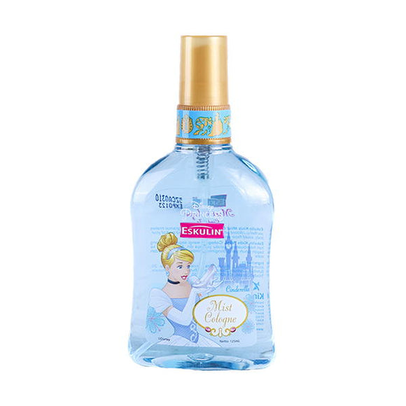 Disney Eskulin Mist Cologne 125ml Cinderella (4749124304981)