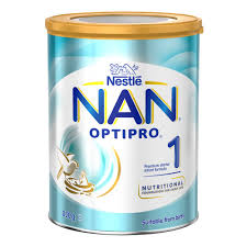 Nestle NanGrow Optipro 1 Growing-up Formula (1 Year Onwards) - 900gm (4781123731541)