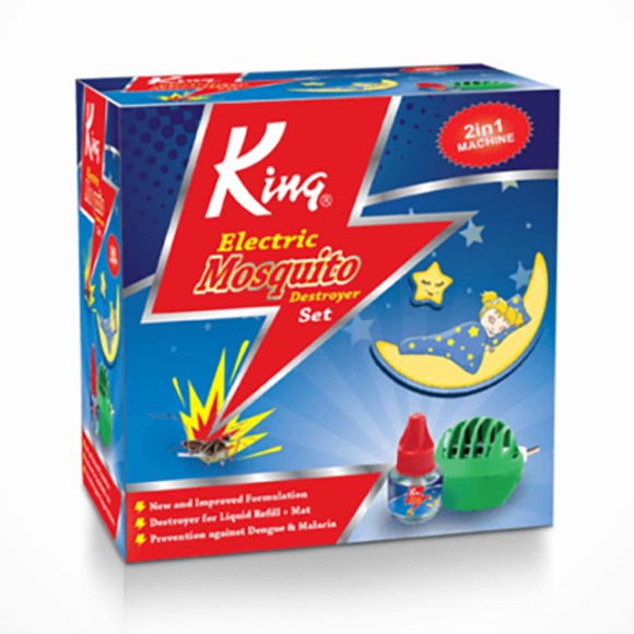King Mosquito Electric Cordless Machine