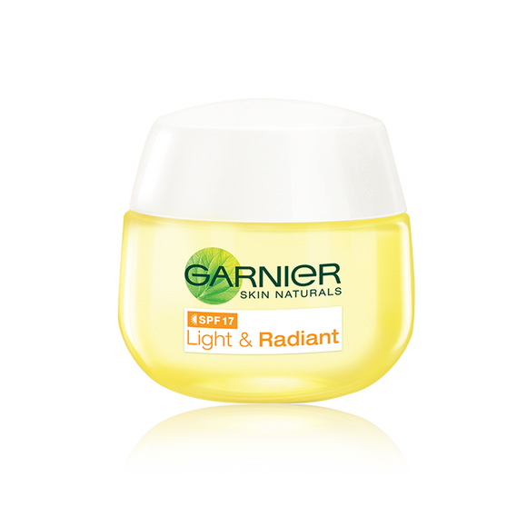 Garnier Light and Radiant Fairness Day Cream 40ml