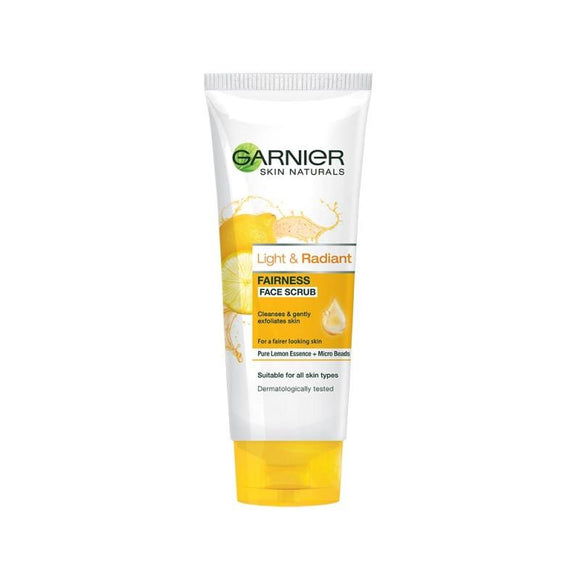 Garnier Facewash Light Complete Lemon 50 ML