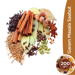 Ahmed Food Garam Masala Sabat 200gm (4613454790741)