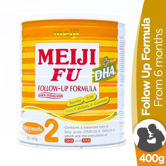 Meiji FU Powder Milk 6 months onward 400gm