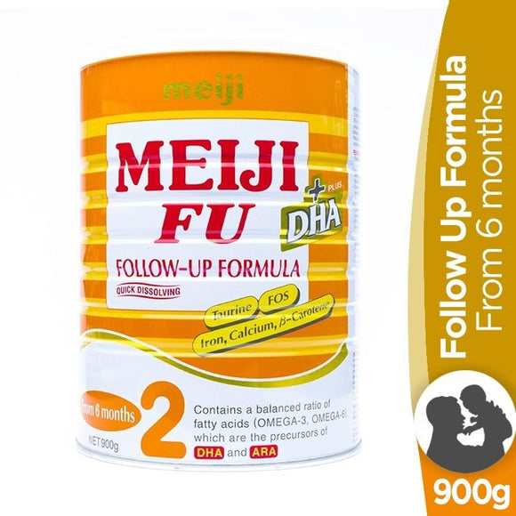 Meiji FU Powder Milk 6 months onward 900gm (4611832217685)