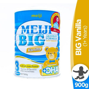 Meiji BIG Vanilla 1+years 900gm
