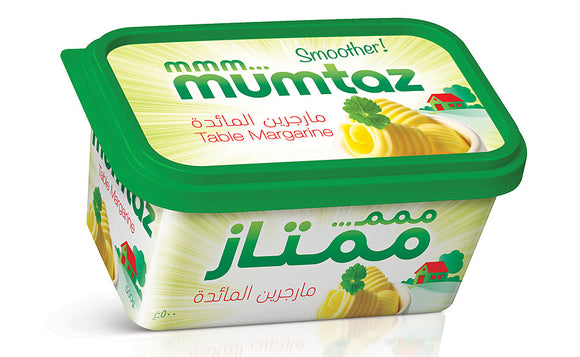 Mumtaz Spreadable Margarine Tub 250g