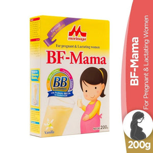 Morinaga Powder Milk BF Mama Vanilla 200gm (4611832643669)
