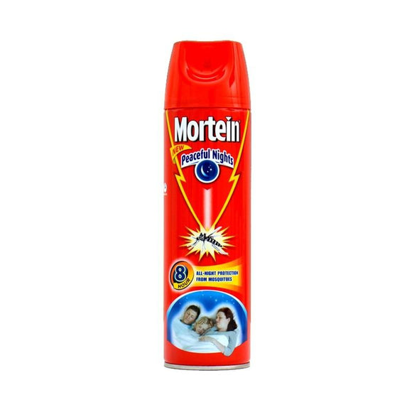 Mortein Peaceful Nights Aerosol FIK 400ml (4611902734421)