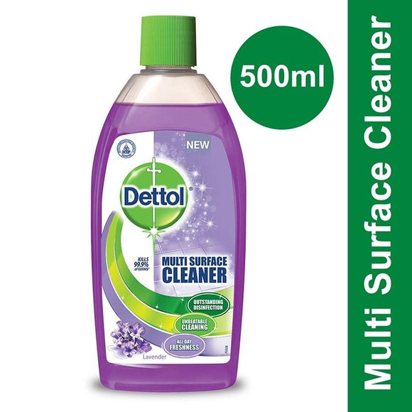 Dettol Multi Surface Cleaner Lavender 500ml