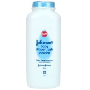 Johnson's Baby Diaper Rash Powder (200g)