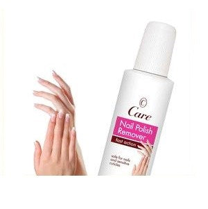 Care Nail Polish Remover 100ml (4763993276501)