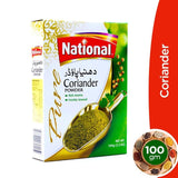 National Coriander Dhanya Powder 100gm (4611888152661)