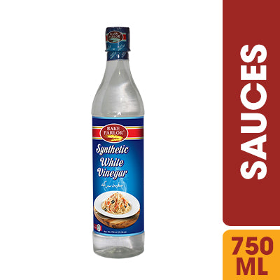 Bake Parlor Vinegar White 750ml (4628212285525)
