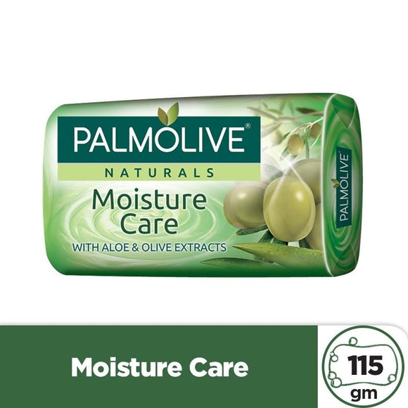 Pack of 3 Palmolive - Palmolive Moisture Care Soap - 115gm
