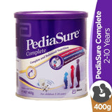 Pediasure Vanilla Complete Milk Powder 400gm (4611854991445)