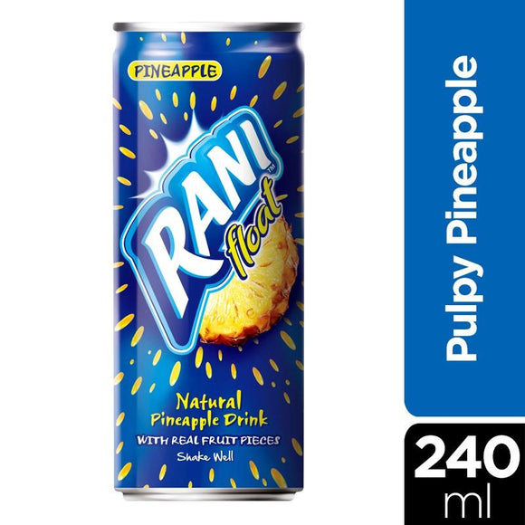 Rani Pineapple Juice Can 240ml (4611847323733)