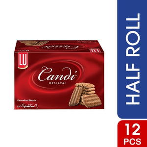 Lu Candi Original Mini Half Roll Box