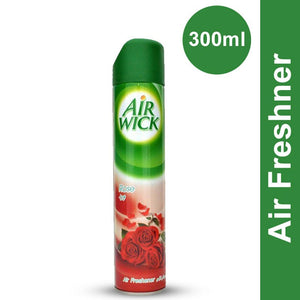 Air Wick Aerosol Rose Air Freshener 300ml