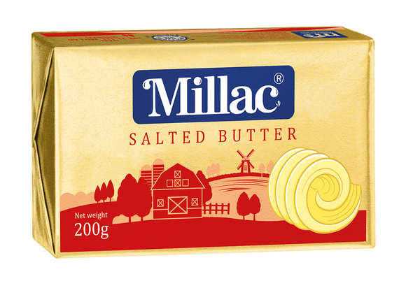 Millac Butter Rich and Butterfull 200gm