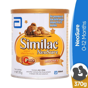 Similac - Similac NeoSure (0-12 Months) - 370gm (4611835232341)
