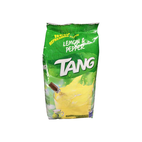 Tang Lemon & Pepper Pouch 375gm