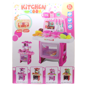 RX1800-3 KITCHEN SET LIGHT/MUSIC (C.T)
