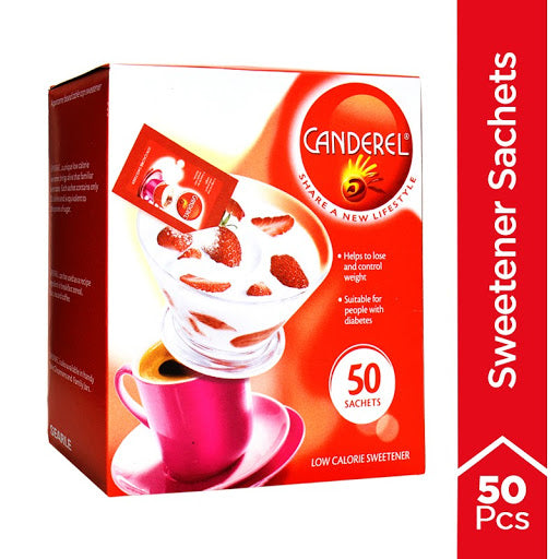 Canderel - Canderel Sweetener Sachets - (Pack of 50)