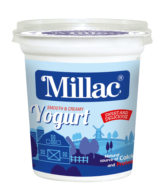 Millac Yogurt Sweet and Delicious