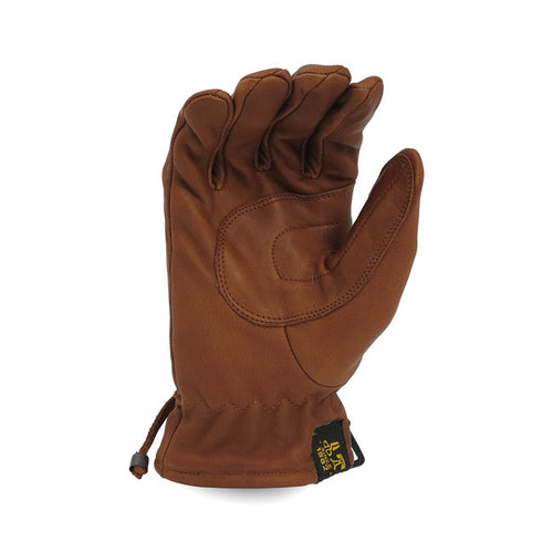 MCS Riding Gloves Brown