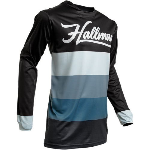 Hallman Horizon MX Jersey Blue