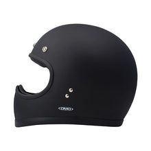 Load image into Gallery viewer, DMD FULLFACE RACER HELMET BLACK