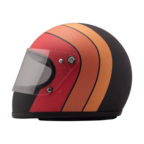 DMD FUOCO ROCKET HELMET BLACK