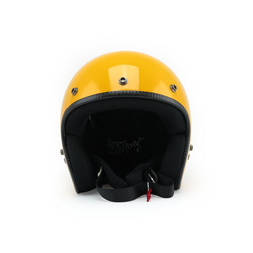 Roeg Jett helmet Sunset Yellow