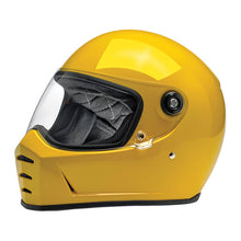Load image into Gallery viewer, Lane Splitter Helmet Gloss Safe-T Yellow