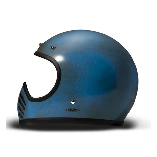 DMD ARROW BLUE SEVENTY FIVE HELMET