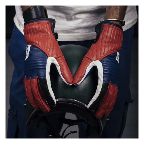 HOLY FREEDOM FLAT TRACK GLOVES RED
