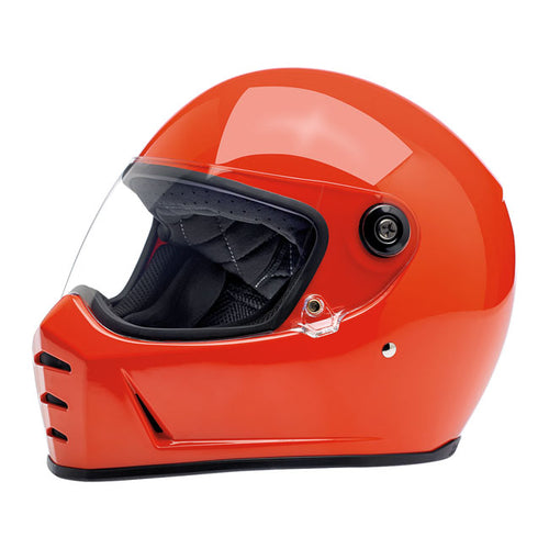 LANE SPLITTER HELMET GLOSS HAZARD ORANGE