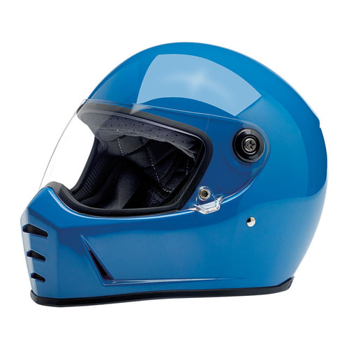 LANE SPLITTER HELMET GLOSS TAHOE BLUE