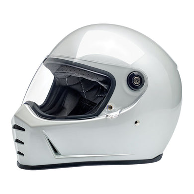 LANE SPLITTER HELMET METALLIC PEARL WHITE
