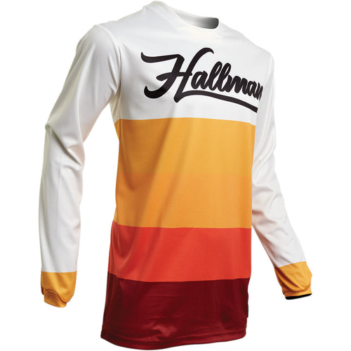 Hallman Horizon MX Jersey Earth