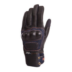 SEGURA SPLINTER GLOVES BLACK/BLUE